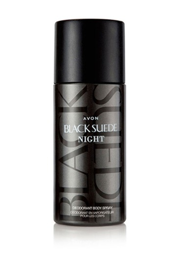 Avon Black Suede Night Sprey Deodorant 150 Ml Renksiz
